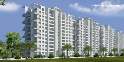 Gallery Cover Image of 1400 Sq.ft 3 BHK Apartment for buy in RajHeramba 1 Hallmark Avenue Phase I, Ravet for 8100000