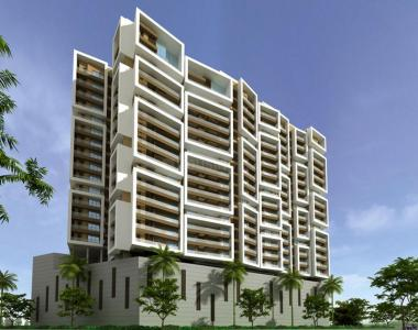 Gallery Cover Image of 2500 Sq.ft 4 BHK Apartment for buy in Rustomjee Oriana, Bandra East for 100200000