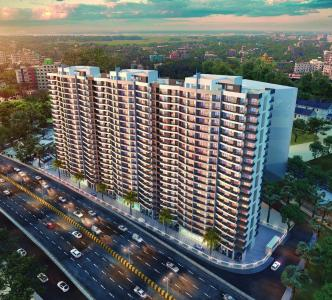 Gallery Cover Image of 1150 Sq.ft 2 BHK Apartment for buy in Centrio, Chembur for 17500000
