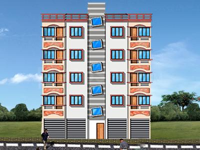 Gallery Cover Pic of Genesis GID Apartment