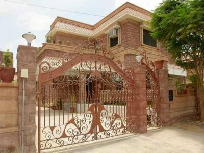 Gallery Cover Image of 500 Sq.ft 2 BHK Independent House for rent in Ashapurna Nagar, Basni for 14000