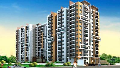 Gallery Cover Image of 1800 Sq.ft 3 BHK Apartment for rent in Dharmista, Miyapur for 28500