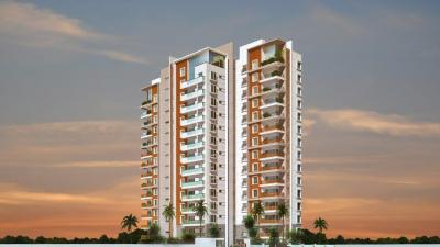 Gallery Cover Image of 1826 Sq.ft 3 BHK Apartment for buy in Arihant Panache, Arumbakkam for 20086000