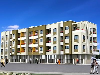 Gallery Cover Pic of Rakholiya Tulsi Apartment
