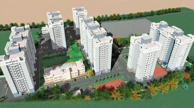 Gallery Cover Image of 1250 Sq.ft 3 BHK Apartment for buy in South City Garden, Behala for 8000000