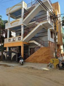 Gallery Cover Image of 600 Sq.ft 1 BHK Apartment for rent in Sri Sai Nilayam, Chikkakannalli for 11000
