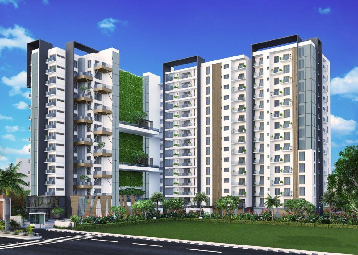 Project Image of 1793 Sq.ft 3 BHK Apartment for buyin Kadubeesanahalli for 13489184