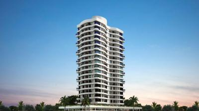 Gallery Cover Image of 1350 Sq.ft 3 BHK Apartment for rent in Galaxy Carina, Kharghar for 26000