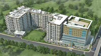 Gallery Cover Image of 1633 Sq.ft 3 BHK Apartment for buy in Cauvery Serenity, Yeshwanthpur for 12600000