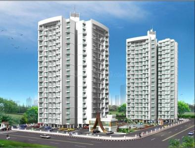 Gallery Cover Image of 1090 Sq.ft 2 BHK Apartment for rent in Arihant Abhilasha, Kharghar for 19500