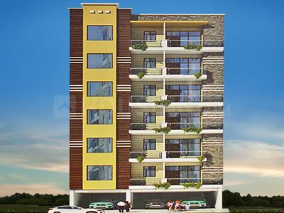 Gallery Cover Pic of Perfect Aleena Apartment