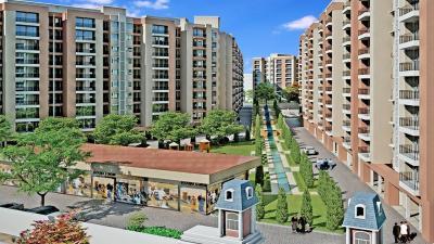 Gallery Cover Image of 1050 Sq.ft 2 BHK Apartment for buy in Omaxe Shubhangan, Kherka Musalman for 3200000