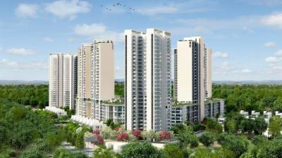 Gallery Cover Image of 2440 Sq.ft 2 BHK Apartment for buy in Experion Windchants, Sector 112 for 19900000