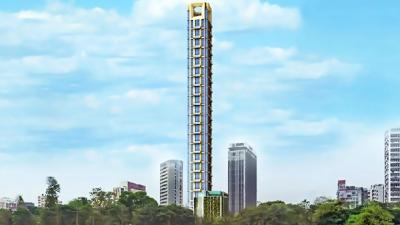 Gallery Cover Image of 4722 Sq.ft 4 BHK Apartment for buy in Mani The 42, Park Street Area for 125900000