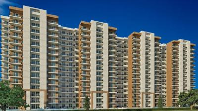 Gallery Cover Image of 630 Sq.ft 2 BHK Apartment for rent in Signature Orchard Avenue, Sector 93 for 10000