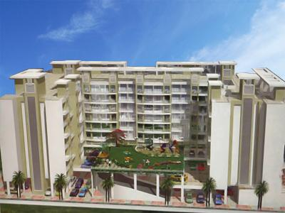 Gallery Cover Image of 930 Sq.ft 2 BHK Apartment for buy in Laxmi Aashirwad, Greater Khanda for 7300000
