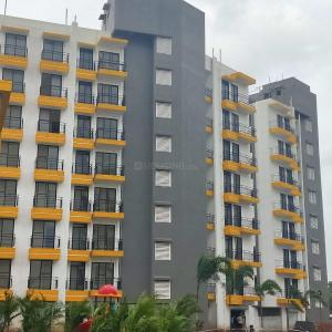 Gallery Cover Image of 550 Sq.ft 1 BHK Apartment for rent in  Commanders Heera Siddhi Homes, Rasayani for 6500