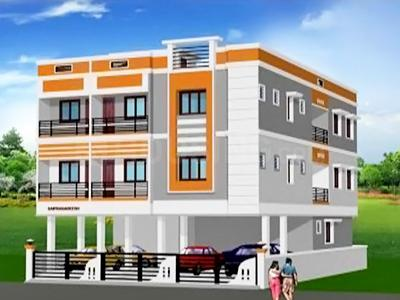 Gallery Cover Pic of Silicon Sai Homes