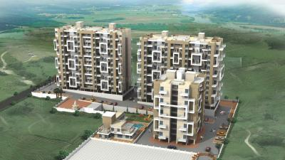Gallery Cover Image of 986 Sq.ft 2 BHK Apartment for buy in Mansha, Wagholi for 4900000