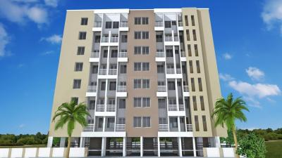 Gallery Cover Image of 1240 Sq.ft 3 BHK Apartment for buy in AK Surana Developers Ruturang Shravan Building G, Parvati Darshan for 20500000