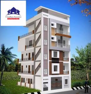 Gallery Cover Image of 1200 Sq.ft 3 BHK Apartment for buy in Chaudhary Dream Homes, Burari for 4400000