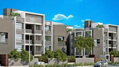 Gallery Cover Image of 2100 Sq.ft 3 BHK Apartment for buy in Sankalp Serenity, Thaltej for 16500011