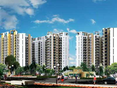 Gallery Cover Image of 250 Sq.ft 1 BHK Independent Floor for buy in Shiv The Ozone Park, Sector 86 for 4500000