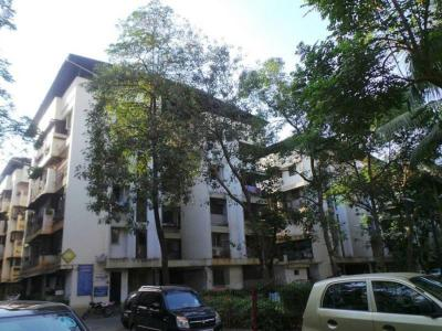 Gallery Cover Image of 585 Sq.ft 1 BHK Apartment for buy in Vrindavan Society, Thane West for 7800000