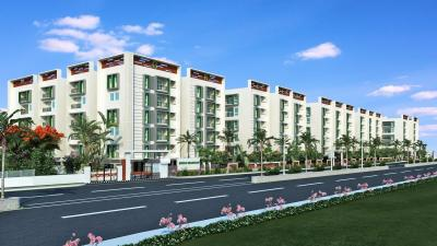 Gallery Cover Image of 1850 Sq.ft 3 BHK Apartment for rent in Muppa Green Grandeur, Nallagandla for 26000