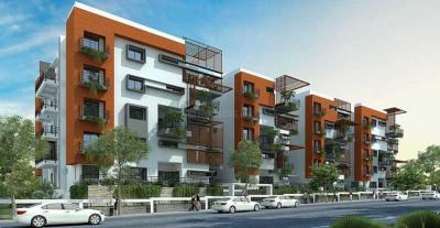 Gallery Cover Image of 1372 Sq.ft 2 BHK Apartment for buy in CP Cassia, Thanisandra for 6777600