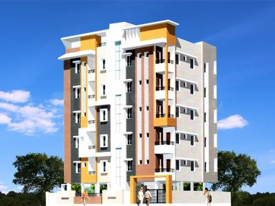 Gallery Cover Image of 400 Sq.ft 1 RK Independent Floor for rent in Vinuthna Residency, Koti for 5000