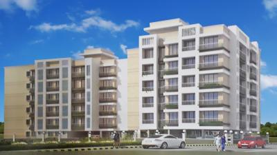 Gallery Cover Image of 740 Sq.ft 1 BHK Apartment for buy in Shree Ganesh Residency, GIDC for 1600000