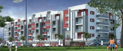 Gallery Cover Image of 1350 Sq.ft 3 BHK Apartment for rent in VSM Gangothri SLV Meadows, Kudlu Gate for 23000