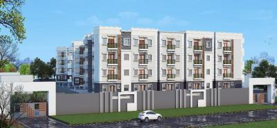 Gallery Cover Image of 1888 Sq.ft 3 BHK Apartment for buy in Elegant Exquisite, RR Nagar for 8701000