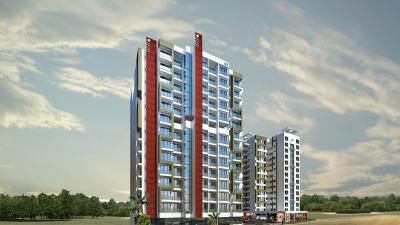 Gallery Cover Image of 709 Sq.ft 1 BHK Apartment for rent in Premier Exotica, Kurla West for 34000
