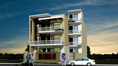 Gallery Cover Image of 929 Sq.ft 2 BHK Independent Floor for rent in Right Emilia Floors, Sector 82A for 14000