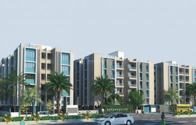 Gallery Cover Image of 1179 Sq.ft 2 BHK Apartment for buy in Aaryan Pride, Gota for 4500000