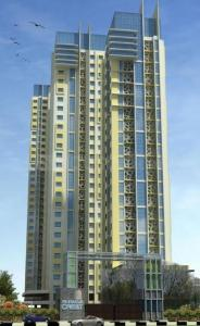 Gallery Cover Image of 600 Sq.ft 1 BHK Apartment for rent in Baashyaam Pinnacle Crest, Sholinganallur for 22000