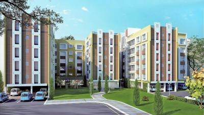 Gallery Cover Image of 1733 Sq.ft 3 BHK Apartment for buy in Space Club Town Gateway, Rajarhat for 10500000