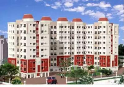 Gallery Cover Image of 580 Sq.ft 1 BHK Apartment for rent in Sitar, Kandivali West for 33000
