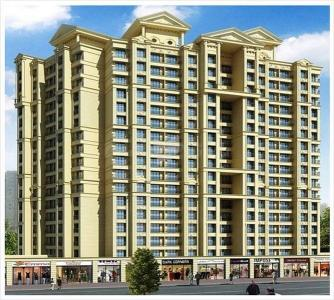 Gallery Cover Image of 720 Sq.ft 1 BHK Apartment for buy in Arihant Arihant Aarohi, Shilgaon for 4800000
