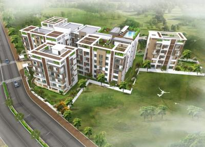 Gallery Cover Image of 585 Sq.ft 1 BHK Apartment for buy in Dukes and Shantha Dukes Galaxy, Banjara Hills for 6727500