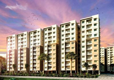 Gallery Cover Image of 928 Sq.ft 2 BHK Apartment for buy in Provident Kenworth, Budvel for 5850000