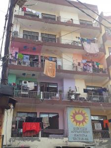 Gallery Cover Image of 450 Sq.ft 1 BHK Apartment for rent in Sun View Apartment, Sector 66 for 10000