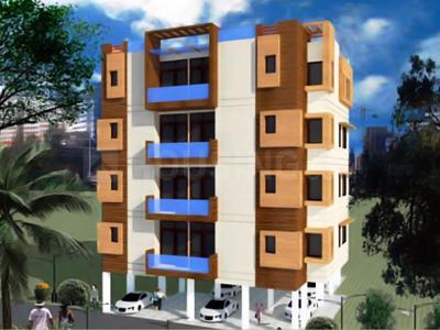 Gallery Cover Image of 860 Sq.ft 2 BHK Independent Floor for buy in  JVTS Gardens, Chhattarpur for 2900000