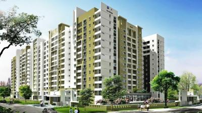 Gallery Cover Image of 1200 Sq.ft 2 BHK Apartment for rent in Salarpuria Sattva Melody, Nayandahalli for 23000