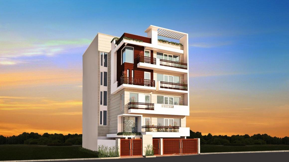 Gallery Cover Pic of Jai Ambey Apartment - 1