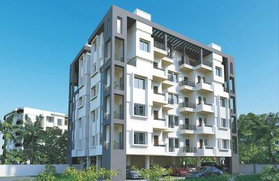 Gallery Cover Image of 1680 Sq.ft 4 BHK Apartment for buy in Earth Setu Shells, Bhayli for 6500000