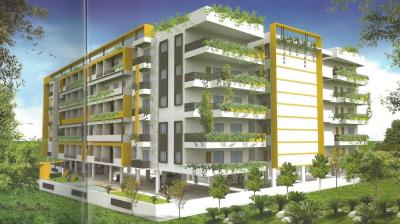 Gallery Cover Image of 1535 Sq.ft 3 BHK Apartment for buy in SLN Greens, B.Hosahalli for 4912000