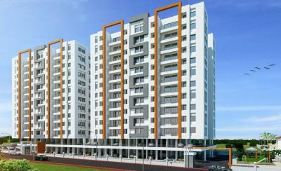 Gallery Cover Image of 652 Sq.ft 1 BHK Apartment for buy in Bhandari BA Iris, Wagholi for 2800000